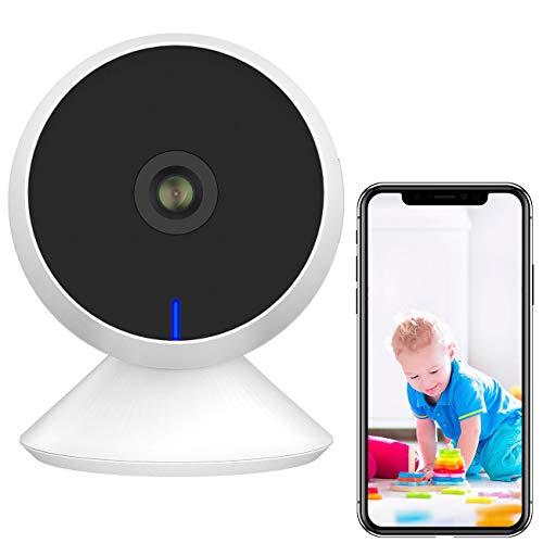 7links Camera: Full-HD-IP-Überwachungskamera, smarte Nachtsicht, komp. zu Echo Show (Babyfon)