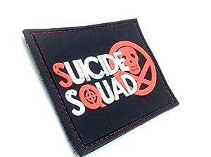 Suicide Squad Airsoft Velcro PVC Patch