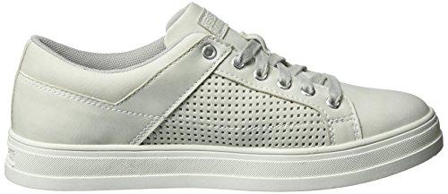 Esprit Sidney, Sneakers Basses Femme Gris (Pastel Grey 050)