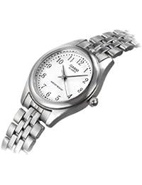 CASIO 19267 LTP-1129A-7B - Reloj Señora cuarzo brazalete metálico ... 88736077c551