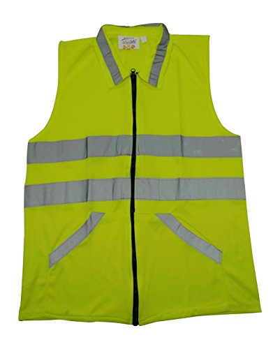reflectosafe vod6_s reflective jacket 2h, green Reflectosafe VOD6_S Reflective Jacket 2H, Green 41KdAuAT5mL