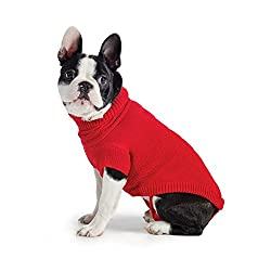 Ancol Pet Products Muddy Paws Cable Knit Dog Sweater