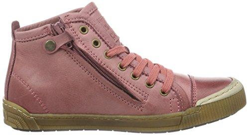Bisgaard TEX boot, Bottes mi-hauteur avec doublure chaude fille Pink (700 Rose)
