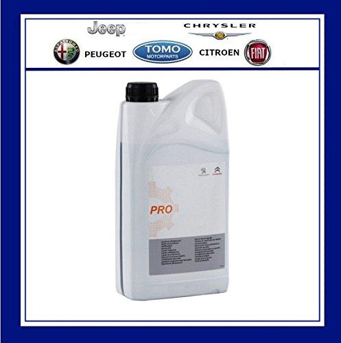 PSA Genuine Pro 2 Litre COOLANT/Antifreeze. Color Azul/Verde. 9735.K1