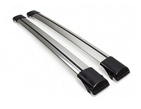 Aerodynamische Aluminium Abschließbare Dachträger Für Honda Odyssey (North America) MK1