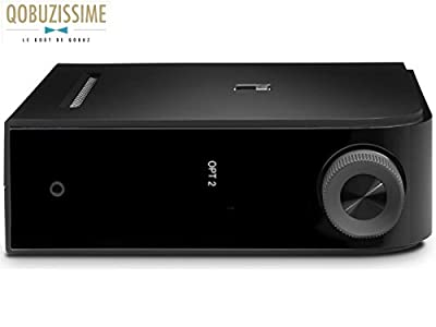 NAD D 1050 Black audio converter - audio converters (USB Type-B, 5 V, 58 mm, 208 mm, 186 mm, 1 kg) in offerta su Polaris Audio Hi Fi