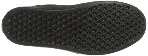 Vans Chapman Lite, Sneakers Basses Homme Noir ((Mesh) Black/Black)