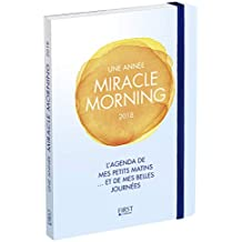 Agenda - Une année Miracle Morning 2018