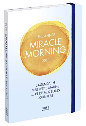 Agenda - Une année Miracle Morning 2018 par Hal ELROD
