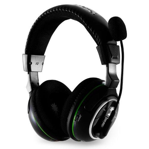 Turtle Beach Ear Force XP400 Kabellos Wi-Fi Gaming Kopfhörer (360 Xp400 Für Beach Turtle Xbox)