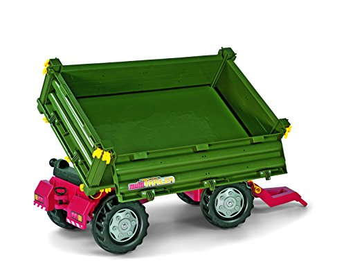 #Rolly Toys Multi Trailer 125005#