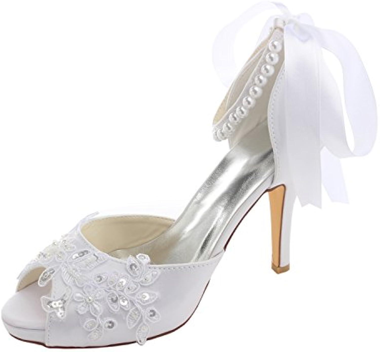 Monsieur / Dame Emily Escarpins Bridal Escarpins Emily Pour FemmeB078Z68GFLParent Vente Beaux arts affaires b0a14b
