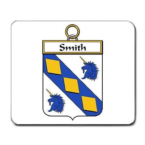 Smith Famille Crest armoiries de souris