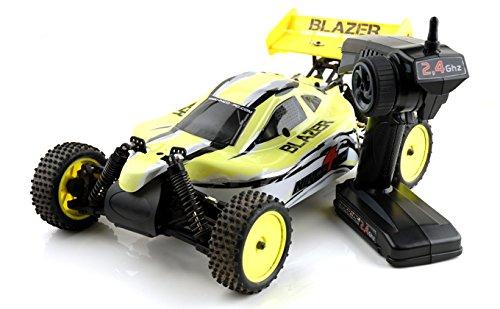 Ninco4RC - Coche RC Blazer Buggy Nitro 2.4 GHz RTR 1:10 (Ninco NH93022)