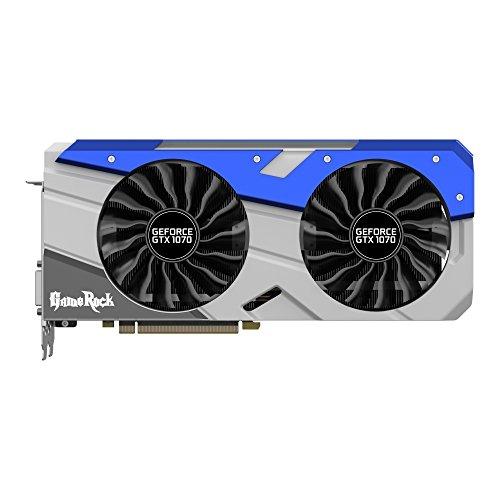 Palit Gamerock NVIDIA GeForce GTX 1070 GDDR5 Graphics Card - Black