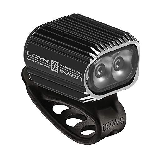 Lezyne 1-led-27F-v104Beleuchtung Fahrrad Unisex Erwachsene, schwarz/hi Gloss