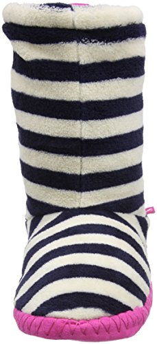 Joules V_homesteadwmn, Chaussons femme- Multicolore - Multicolor (Navstrp)