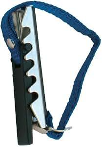 Gremlin CP0002 Capo plat pour Guitare Argenté