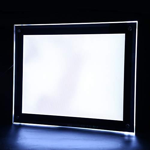 Caja Luz Publicidad Acrílico Publicidad Marco Presión