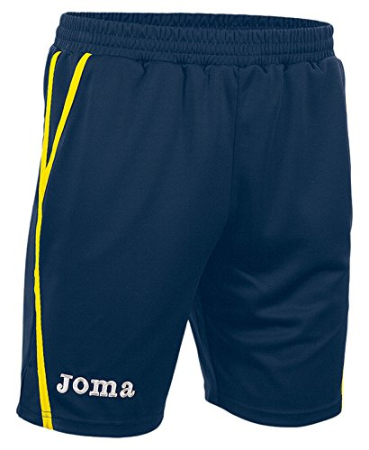 Joma Erwachsene Shorts Marino Amarillo