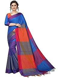 d15fd8c83b PERFECTBLUE Women`s Art Silk saree with Blouse Piece(Sa9na3shadeVariation)
