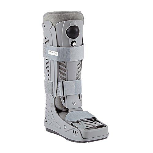 PhysioRoom Elite Air Walker - Unterstützung, Abstützung, Brüche, Abnehmbare Front, Hygienische Alternative, Kompression, Passform, Stabilität, Komfortabel Small (Stabilitäts-walker)