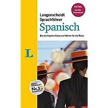 """Langenscheidt  Sprachführer Spanisch - Buch inklusive E-Book zum Thema """"Essen & Trinken"""": Die wichtigsten Sätze und Wörter für die Reise"""