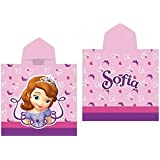 Princesa Sofia–Poncho salida de baño tu Disney Sofia The First