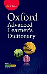 Oxford advanced Learner's Dictionary by A. S. Hornby (2015-08-01)
