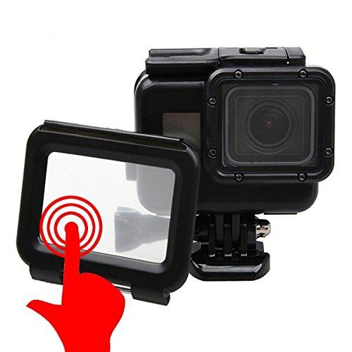EReach-GoPro-HERO-Waterproof-Housing-40m-Underwater-Diving-Surfing-Skeleton-Protective-Housing-Case-for-Gopro-Hero-5-HERO5-Black-Action-Camera