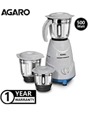 AGARO Magnus 500 W Mixer Grinder