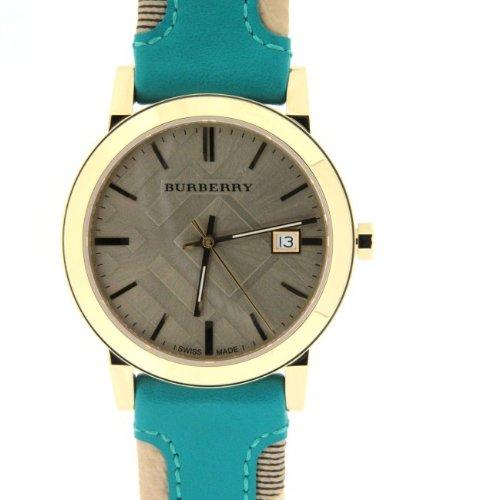 Burberry bu9018–Reloj de Pulsera Unisex