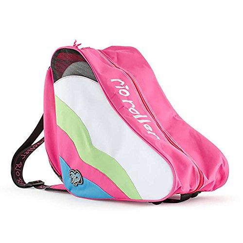 Rio Roller Skate Bag, Bolsa de tela y de playa Unisex Adulto, Multicolor, 24x15x45 cm (W x H x L)