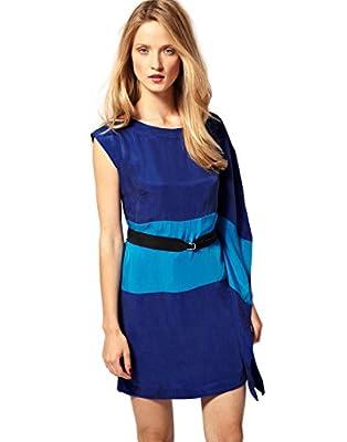 Karen Millen Colourblock Dress - DL254