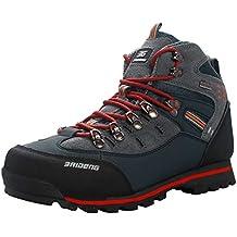 a2a7793589f4b SINOES Herren Mesh Atmungsaktiv Outdoor Off-Road Running Wandern Schuhe  Trekking Camping Turnschuhe Lace-