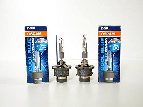 Preisvergleich Produktbild 2 Stück Osram Xenarc D2R Cool Blue Intense 66250 CBI Xenon Brenner