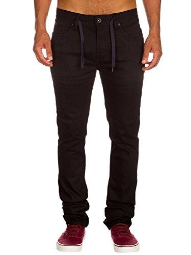 Herren Jeans Hose Element Owen Jeans Black