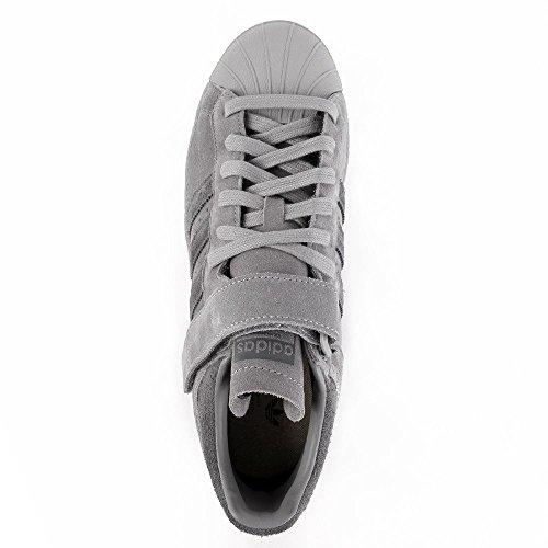 adidas Pro Shell 80s, Chaussures de Fitness Homme Multicolore - gris (Gritre / Gricin / Gricin)