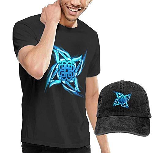 AOCCK Herren Kurzarmshirt Man Breaking Benjamin Classic Music Band Tee Black Buy Tshirt Get One Hat Free