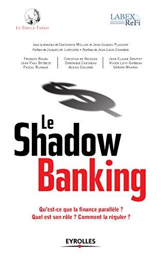 Le shadow banking: Qu'est-ce que la finance parallèle ? Quel est son rôle ? Comment la réguler ? par Jean-Jacques Pluchart