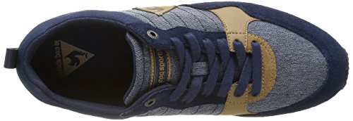 Le Coq Sportif Bolivar Cft 2tones, Baskets Basses Homme Bleu (Dress Blue)