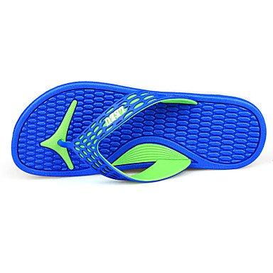 Sommer Sandalen Herrenschuhe Outdoor/Casual synthetische Sandalen Blau/Rot/Royal Blue/Navy Marine