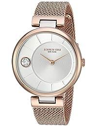 Kenneth Cole KC50786002 - Reloj de Pulsera para Mujer, diseño clásico, ...