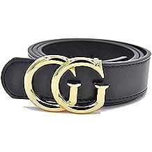 003dccd74 huangmei218 Diseñador de lujo GG Slim Belt para mujeres