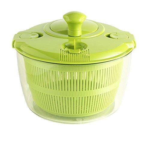 mastrad - Essoreuse À Salade À Manivelle Verte Gm 4,7 L*