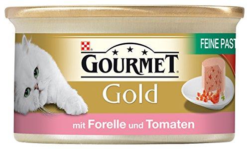gourmet-gold-katzenfutter-feine-pastete-mit-forelle-und-tomaten-12er-pack-12-x-85-g-dosen