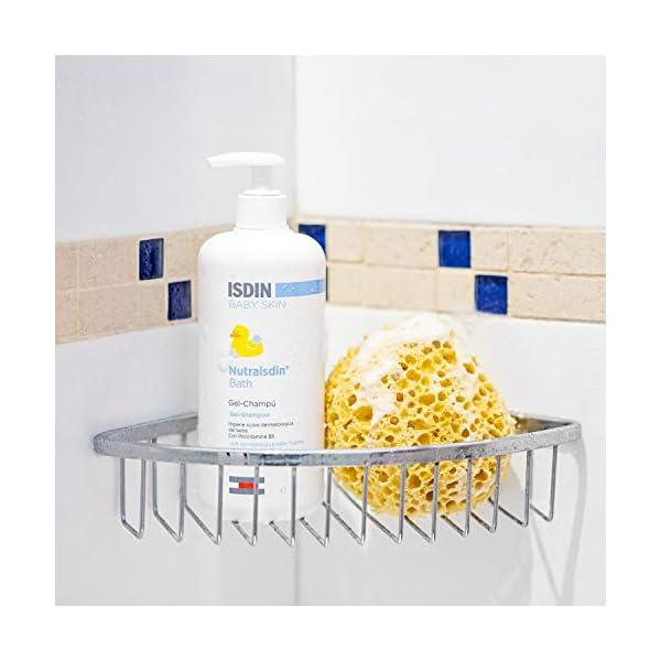ISDIN Nutraisdin Bath Gel-Champú – 1000 ml.