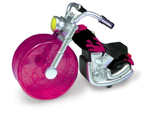 Superpet - Motocicletta giocattolo con ruota per criceto