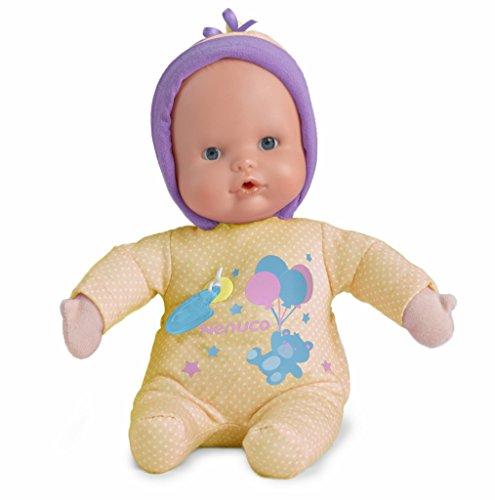 Nenuco–Puppe kuschelig Wiegenlied (Berühmte) gelb