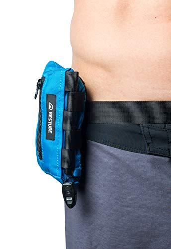 Restube Sports - Pose, Sicherheit, Unisex - Erwachsene, Sports, Azurblau, Einheitsgröße